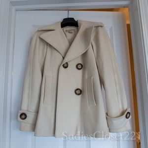 Michael Kors Pea Coat XS